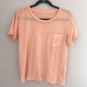 JCrew Garment Dyer shirt